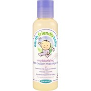 Earth Friendly Baby Shea vajas masszázs olaj 125 ml