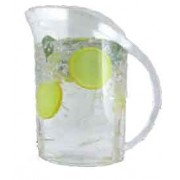 2 litre Plastic Fridge Pitcher - Chill Drinks In Your Fridge