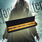 35cm New In Box Harry Potter Dumbledore Magical Magic PVC Wand GIFT
