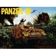 Panzer IV by Horst Scheibert