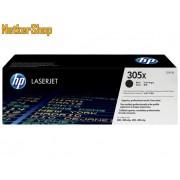 HP CE410X (305X) fekete eredeti toner (1 év garancia)