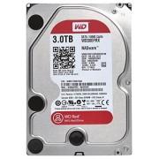 Western Digital WD30EFRX Red Kit Videosorveglianza, HDD 3TB SATA, 6GB/S, Grigio