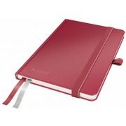 Caiet de birou, A4, dictando, rosu, LEITZ Complete