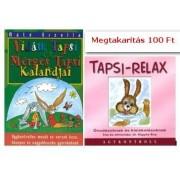 A két TAPSI ideális ajándék- óvodásoknak és kisiskolásoknak!