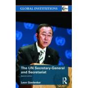 The UN Secretary-General and Secretariat by Leon Gordenker