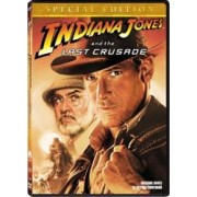 INDIANA JONES AND THE LAST CRUSADE DVD 1989