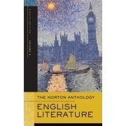 The Norton Anthology of English Literature: Romantic Period Through the Twentieth Century v. 2 by Stephen Greenblatt