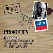 Valery Gergiev,Kirov Orchestra - Six Operas (14CD)