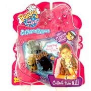 Puppy in my Pocket 3 Charm Puppies Earring Set