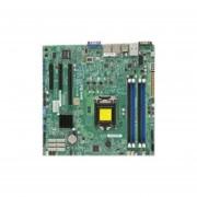 Supermicro Motherboard Ultra ATX DDR3 1600 LGA 1150 MBD-X10SLM-F-O