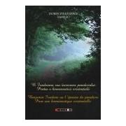B. Fundoianu sau încercarea paradoxului. Pentru o hermeneutică existenţială/Benjamin Fondane ou l'épreuve du paradoxe. Pour une herméneutique existentielle.