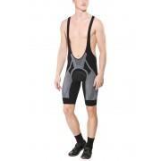 X-Bionic The Trick Biking Pants Short Men Black/White XL Velohosen kurz mit Tr