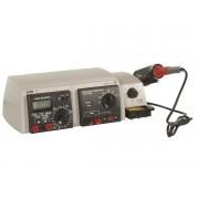 Velleman LAB1 3-in-1 soldeerstation met multimeter en voeding