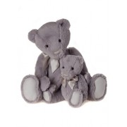 Charlie Baby My First Charlie Bear - Osito de peluche (tamaño grande), color gris