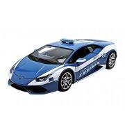 Bburago - 11041pol - Lamborghini - Huracan Lp 610-4 - Police 2014 - Échelle 1/18