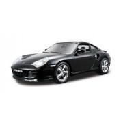 Bburago - 12030s - Véhicule Miniature - Porsche 911 / 996 Turbo - Echelle 1:18-Bburago