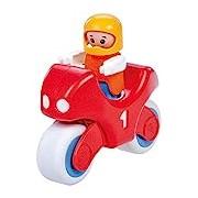 Lena Roll Me Motor Bike