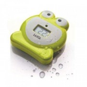 Termometru de baie verde, TH4007, Laica