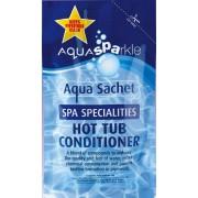 Aqua Sparkle Hot Tub Conditioner Aqua Sachet 80ml