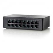 SG110-16HP 16-Port PoE Gigabit Switch - 16x10/100/1000 Mbit/s - fara management - Layer Layer 2 - PoE - Montabil in rack DA