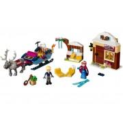 LEGO Anna si Kristoff si aventura lor cu sania (41066)