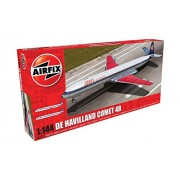 Airfix - Ai04176 - De Havilland Comet 4B - 39 parti - 1/144 Scala
