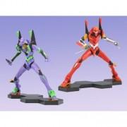 Neon Genesis Evangelion Rebuild of Evangelion EVA series premium figure first unit and Unit 2 (Set of 2) (japan import)