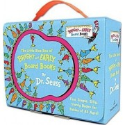 The Little Blue Box of Bright and Early Board Books by Dr. Seuss by Dr Seuss