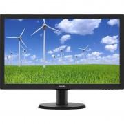 Monitor Philips LED 243S5LSB/00 Full HD 23.6 inch 5ms Black