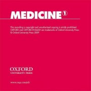 Oxford English for Careers: Medicine 1: Class Audio CD by Sam McCarter