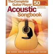 Complete Guitar Player Acoustic Songbook by Hal Leonard Corp