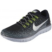 Nike Free Run Distance Shield - Chaussures de running - gris/noir 40,5 Chaussures Running naturel