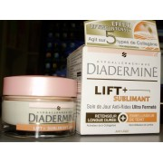 Crema de zi tratament anti-rid Ultra-Fermitate DIADERMINE Lift+SUBLIMANCE