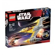 LEGO Star Wars 7660 Naboo N-1 fighter and Vulture Droid - Caza Naboo N-1 y Droide buitre