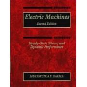 Electric Machines by Mulukutla S. Sarme