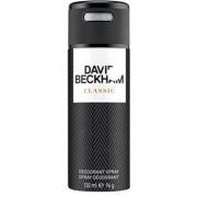 David Beckham Classic Deo Spray 150ml за Мъже