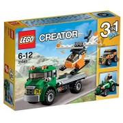 LEGO Creator 31043 - Trasportatore di Elicotteri