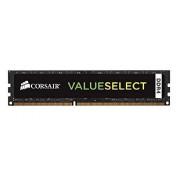 Corsair CMV8GX4M1A2133C15 Value Select 8GB (1x8GB) DDR4 2133Mhz CL15 Mémoire pour ordinateur de bureau Noir