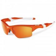 Oakley - Half Jacket 2.0 XL Fire Iridium - Sonnenbrille orange/weiß/rot