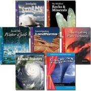 All about the Earth Set by Teacher Created Materials