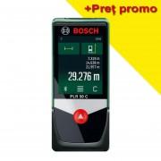 BOSCH PLR 50 C Telemetru cu laser cu Bluetooth