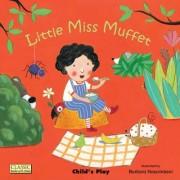 Little Miss Muffet by Barbara Nascimbeni