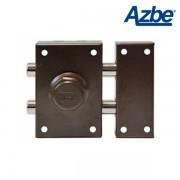 Cerrojo de seguridad para sobreponer AZBE 16 Pintado, Europeo
