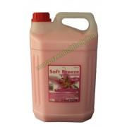 Soft Breeze öblítő koncentrátum rózsaszín 5 liter