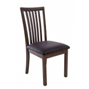 Timber air dining chair