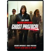 MISSION IMPOSIBLE. GHOST PROTOCOL DVD 2011