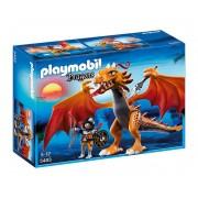 Дракон с копие Playmobil 5483