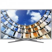 Телевизор Samsung 49M5602, 49 инча, FULL HD LED, SMART, 800 PQI, WiFi, Сребрист, UE49M5602AKXXH