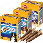 Pedigree Dentastix - 28 броя - малки кучета - бонус опаковка