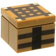Authentic LEGO-Made for LEGO Minifigures-Less Than 1 on Each Side Just the Right Size for LEGO Minifigures-Sold LOOSE